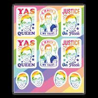 Ruth Bader Ginsburg Pride