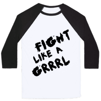 Fight Like a Grrrl