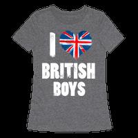 I (Heart) British Boys