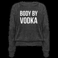 Body By Vodka Pullover