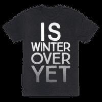 Is Winter Over Yet