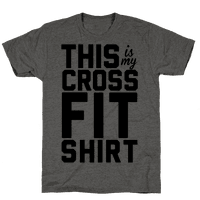 This Is My Crossfit Shirt