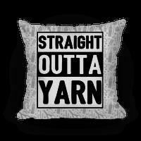 Straight Outta Yarn