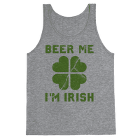 Beer Me, I'm Irish (Distressed)