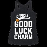 Basketball Good Luck Charm
