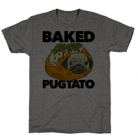 Baked Pugtato