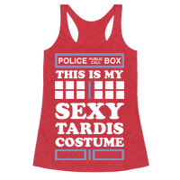 This Is My Sexy Tardis Costume