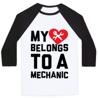 My Heart Belongs To A Mechanic