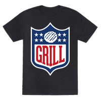 Grill League Tee