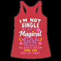 I'm Not Single, I'm A Magical Girl