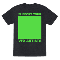 Support Your VFX Artist