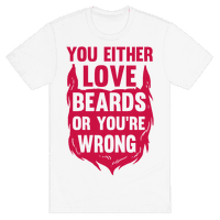 You Either Love Beards Or You're Wrong