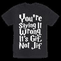 It's Gif Not Jif