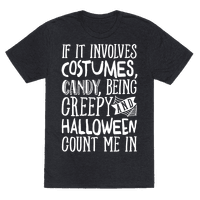 Halloween Count Me In