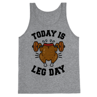 Today is Leg Day (Thanksgiving Turkey)