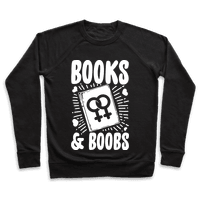 Books and Boobs
