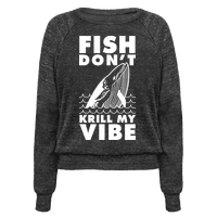 Fish Don't Krill My Vibe