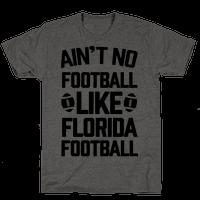 Ain't No Football Like Florida Football