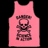Danger Science In Action