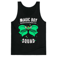 Magic Boy Squad (Green) Tank
