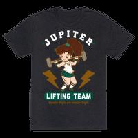 Jupiter Lifting Team Workout Parody