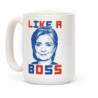 Hillary Like A Boss