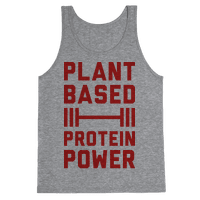 Plant Based Protein Power