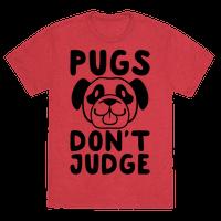 Pugs Don't Judge