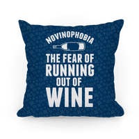 Novinophobia: The Fear Of Running Out Of Wine