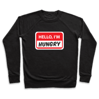 Hello I'm Hungry