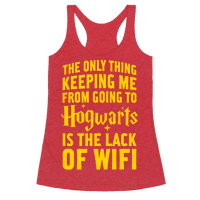 The Only Thing Keeping Me From Hogwarts