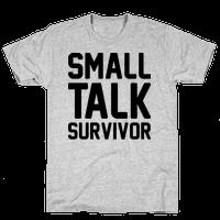 Small Talk Survivor