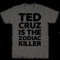 Ted Cruz Is The Zodiac Killer
