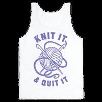 Knit It & Quit It