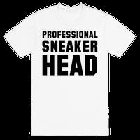 Professional Sneaker Head