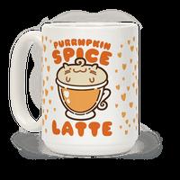 Purrmpkin Spice Latte