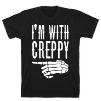 I'm With Spoopy & I'm With Creppy Pair 2