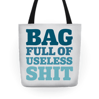 Bag Full Of Useless Shit