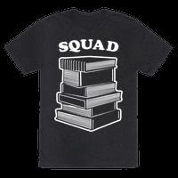 Book Squad Tee