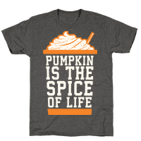 Pumpkin is the Spice of Life