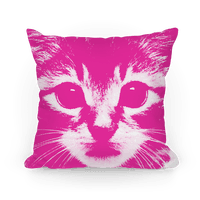 Cat Face (pink)