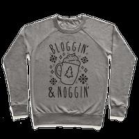 Bloggin' and Noggin' Pullover