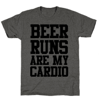Beer Runs are My Cardio