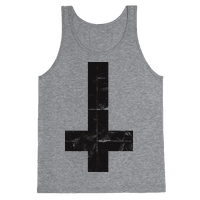 Upside Down Cross (Tank)