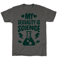 My Sexuality Is Science