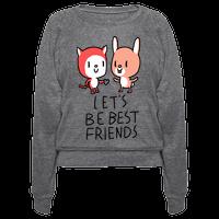 Let's Be Best Friends