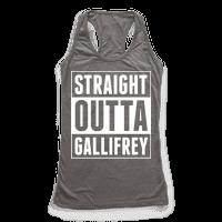 Straight Outta Gallifrey