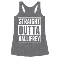 Straight Outta Gallifrey