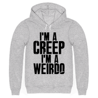 I'm a Creep I'm a Weirdo