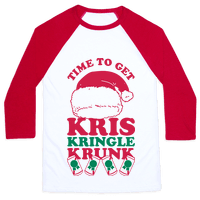 Time To Get Kris Kringle Krunk